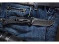"""Нож """"Oslava"""" 8Cr14Mov Blackwash"""