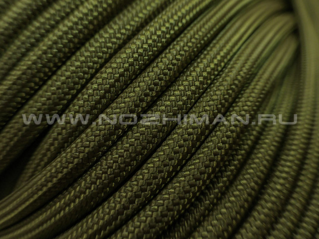 Paracord 550 Army Green