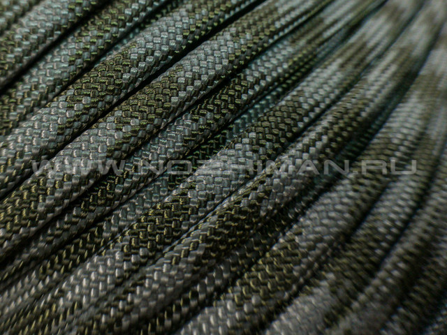Paracord 550 Grey Forest