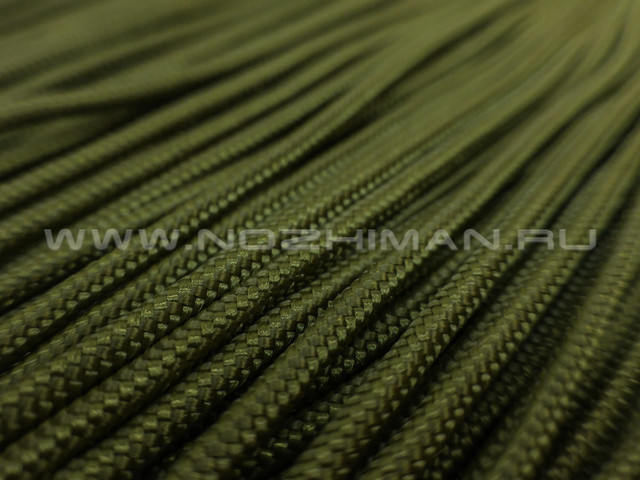 Minicord Army Green