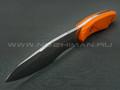 "Нож ""Hardy"" D2 orange"