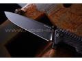 "Нож ""Rift"" D2 black"