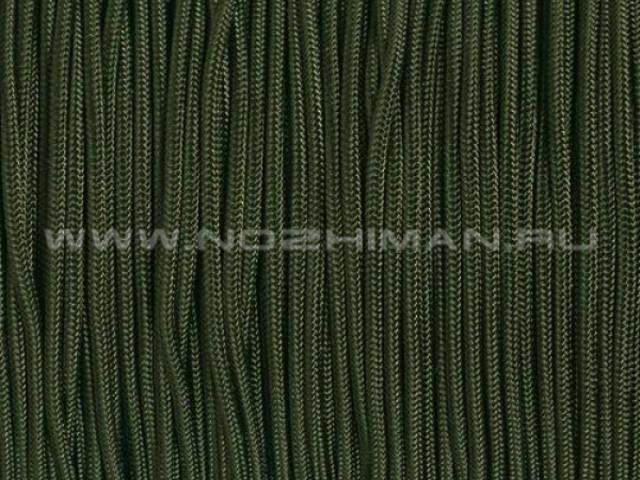 Minicord Dark OD Green