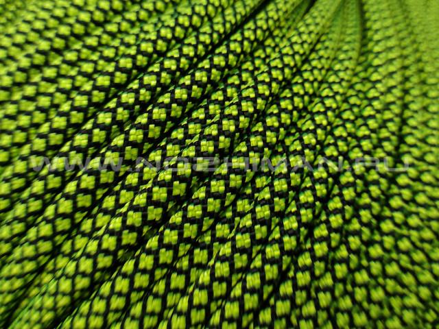 Paracord 550 Lime Diamond