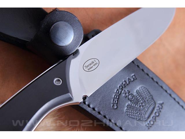 """Нож """"Лесной-1"""" Bohler N695, граб"""