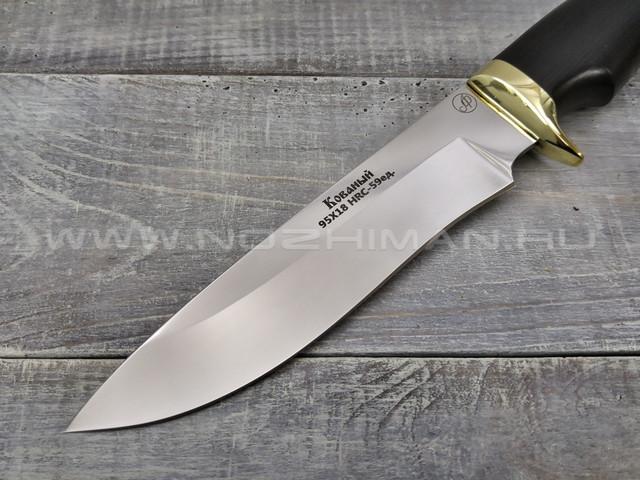 "Нож ""Газель-2"" 95Х18, граб"