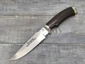 """Нож """"Ирбис-С"""" 95Х18, венге, мельхиор"""
