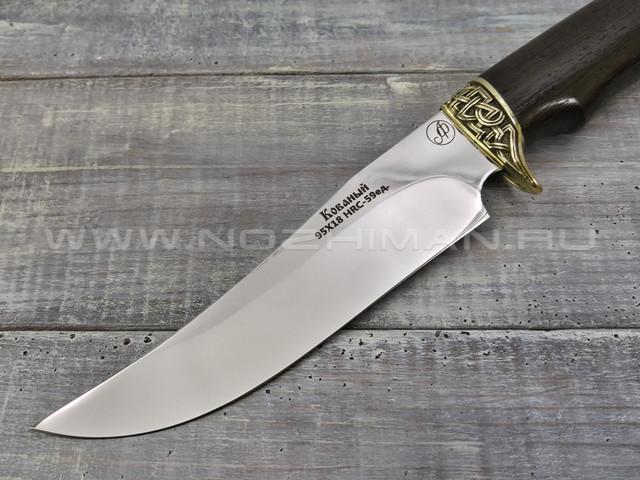 "Нож ""Рыбак"" 95Х18, венге"