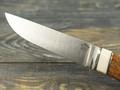 """Нож """"Ладья-2"""" Vanadis 10, кап мангового дерева"""