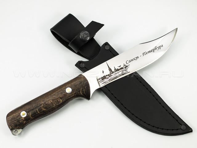 "Нож ""Акула"" 65Х13 СПб"