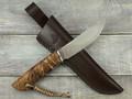 """Нож """"Скинер"""" K340, карельская береза"""