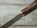 """Нож """"Скинер"""" M390, карельская береза"""