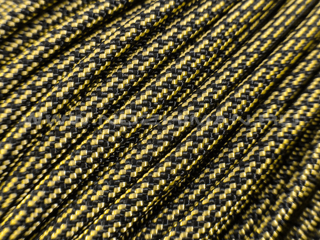 Paracord 550 Yellow Chain