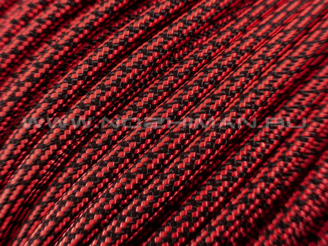 Paracord 550 Red Chain