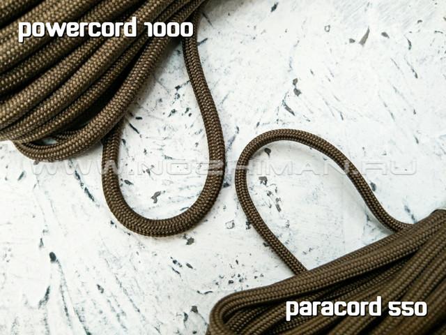 Powercord 1000 Brown