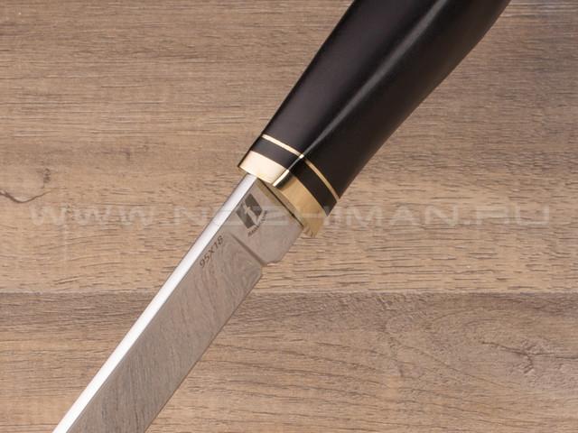 """Нож """"Тагил"""" 95Х18, граб"""