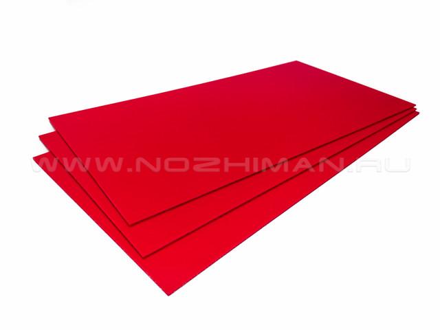 G10 лист красный
