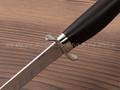 """Нож """"НР-40"""" K340, деревянные ножны"""