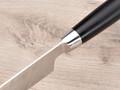 Нож Шеф TG-D7 дамасская сталь VG10, рукоять G10 black