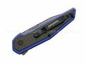 Нож Kershaw Fraxion Blue 1160BLUBW сталь 8Cr13MoV рукоять Carbon-G10
