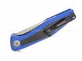 Нож Kershaw Atmos Blue 4037BLU сталь 8Cr13MoV рукоять Carbon-G10