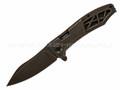 Нож Kershaw Boilermaker 3475 сталь 8Cr13MoV рукоять Steel