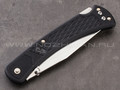 Buck 110 Slim Select Black 0110BKS1 сталь 420HC рукоять GFN