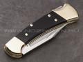 Buck 112 Ranger 0112BRS сталь 420HC рукоять макассар
