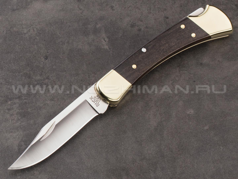 Buck 110 Folding Hunter 0110BRS сталь 420HC рукоять макассар