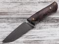 """Нож """"Бригадир"""" сталь ХВ5, рукоять стаб. карельская береза"""