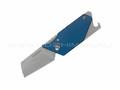 Нож Kershaw Pub Blue 4036BLU сталь 8Cr18MoV рукоять Aluminum