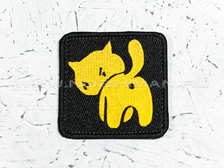 "Патч П-83 ""Желтый котик"""