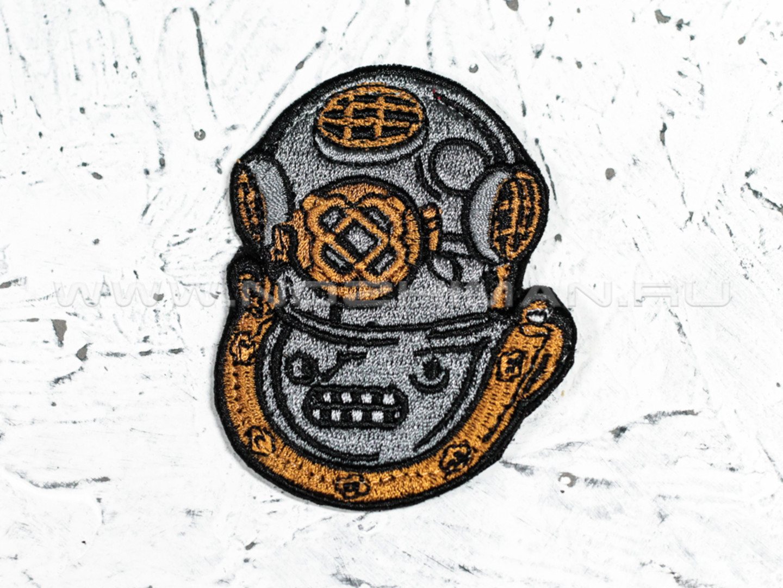 "Патч П-19 ""Шлем водолаза"""
