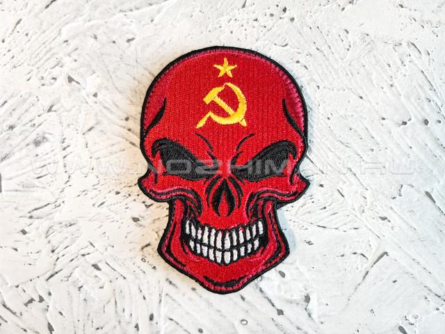 """Патч П-163 """"Череп СССР"""""""
