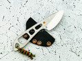 "Нож ""Улучшитель"" N690, kydex black"