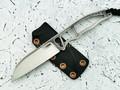 """Нож """"Папай"""" N690, kydex black"""
