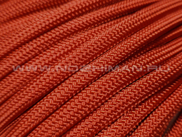 Paracord 550 Fire Red