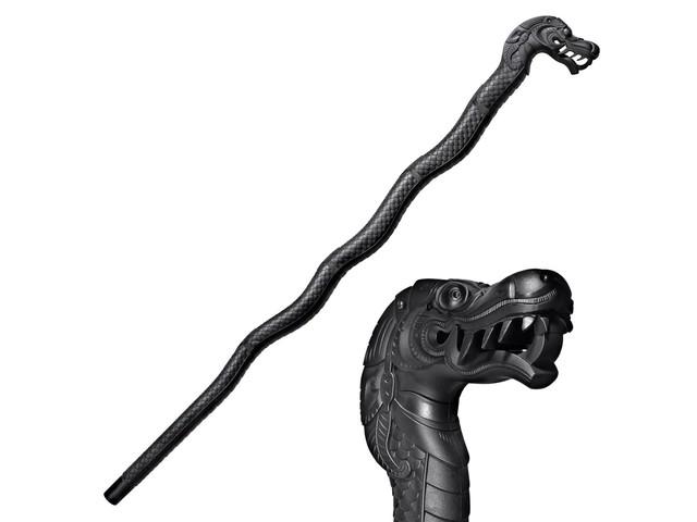 Трость Cold Steel Dragon Walking Stick 91PDR материал Polypropylene