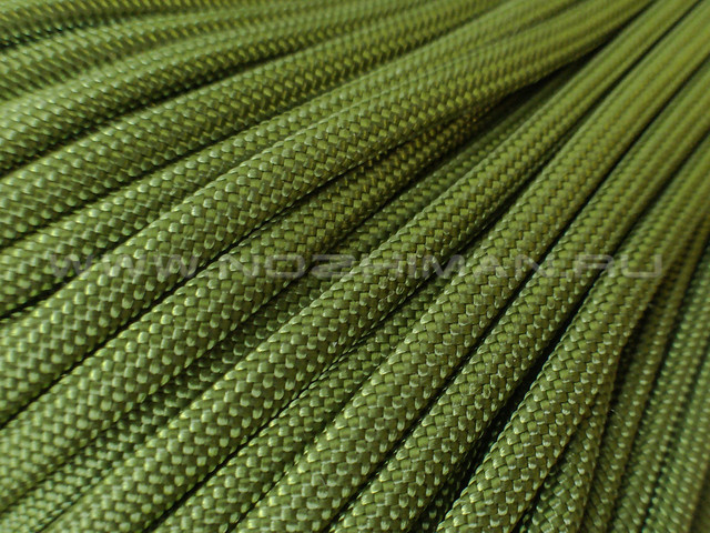 Paracord 550 Olive Green