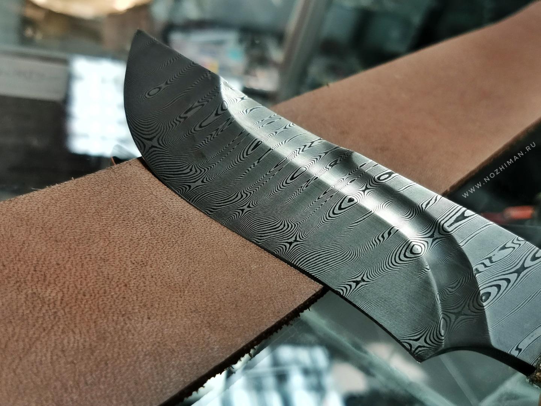 Ремень для правки опасных бритв и ножей