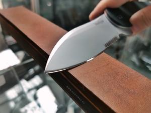 Доска для правки ножей и опасных бритв, кожа