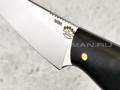 """Нож """"Додичи"""" сталь N690, рукоять граб (Тов. Завьялова)"""