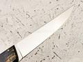 """Нож """"Наваха"""" сталь Vanadis 10, рукоять карельская береза (Наследие)"""