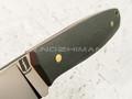 """Нож """"Цезарь"""" сталь Sleipner, рукоять G10 grey (Наследие)"""