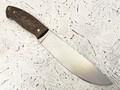 """Нож """"Рабочий"""" сталь N690, рукоять карельская береза (Наследие)"""