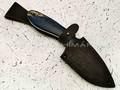 """Нож """"Боровик"""" булатная сталь, рукоять карельская береза (Наследие)"""
