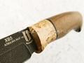 """Нож """"Атаман"""" сталь ХВ5, рукоять карельская береза, орех (Наследие)"""
