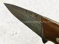 """Нож """"Лис"""" сталь ХВ5, рукоять текстолит (Наследие)"""