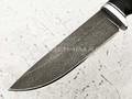 """Нож """"Олень"""" сталь ХВ5, рукоять черный граб"""