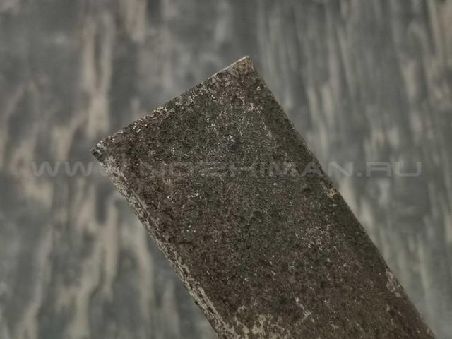 Сталь У10 с ТО 58-60 HRC (217x40x6.2 мм)